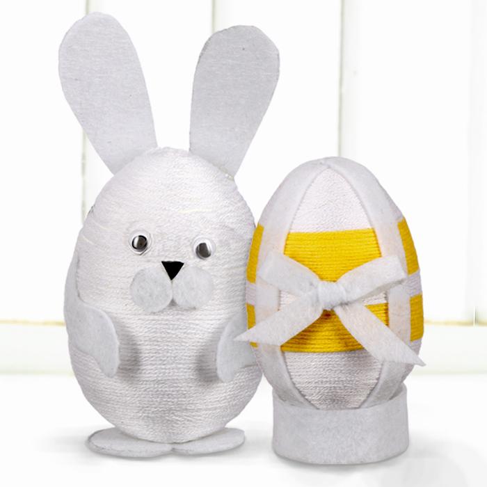 "Набор для творчества ""Набор для декорирования яиц. Зайка"""