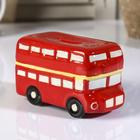 "Копилка керамика ""Лондонский автобус"" 7,5х12,5х6 см"