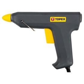 Пистолет клеевой электрический TOPEX 42E501, 11 мм, 78 Вт, 18 г/мин, 220 В