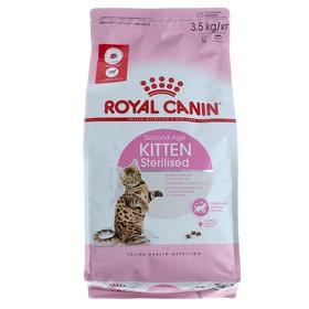 Сухой корм RC Kitten Sterilised для стерилизованных котят, 3,5 кг