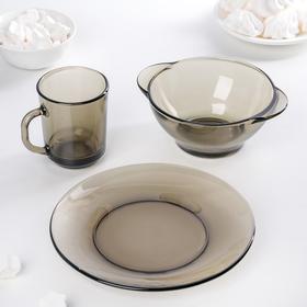 Набор для завтрака Basilico, 3 предмета