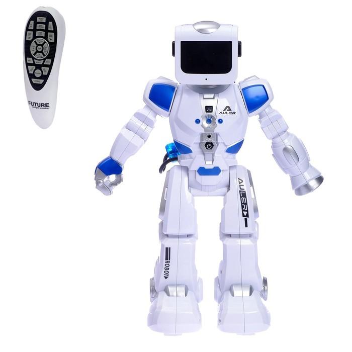 """Робот радиоуправляем. """"Пришелец"""", свет. и звук. эффекты, ходит, работ. на воде  в  пакете"""