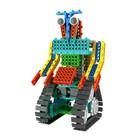 Конструктор р/у «Мегаробот», 2 варианта сборки, 137 деталей, в пакете