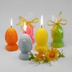 """Пасхальная свеча """"Богородица"""", микс"""