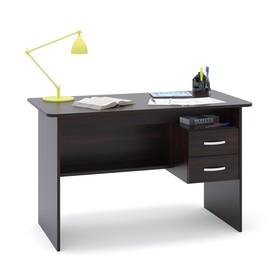 Компьютерный стол, 1200 × 600 × 740 мм, цвет венге