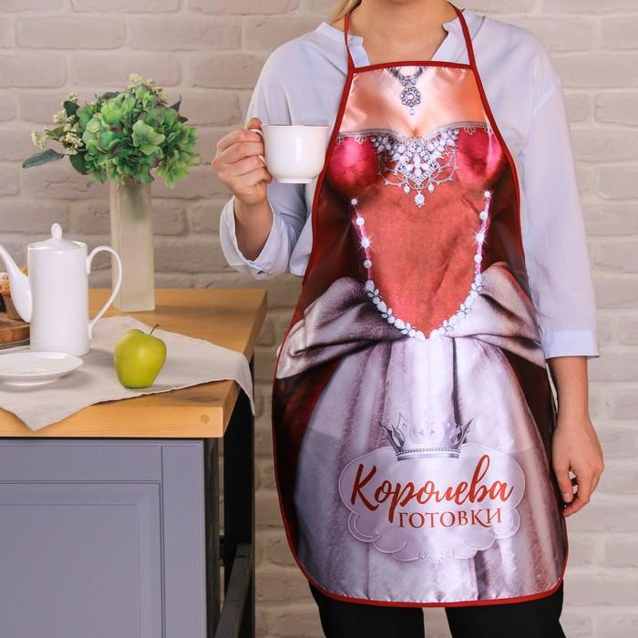 """Фартук """"Королева на кухне"""""""