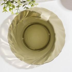 "Тарелка обеденная 21 см ""Alta Marеa"" Ca del vetro"