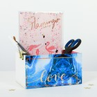 """Organizer for the office of the """"Love"""" 150 x 100 x 80 mm"""