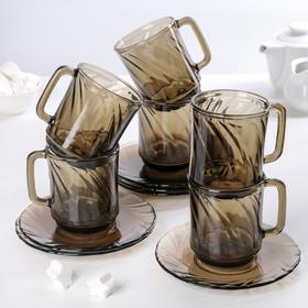 Набор чайный Alta Marеa, 12 предметов