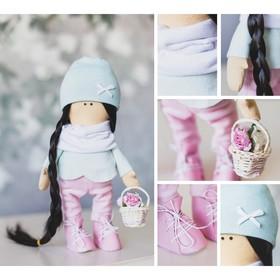 Интерьерная кукла «Линда», набор для шитья, 18 × 22.5 × 4.5 см