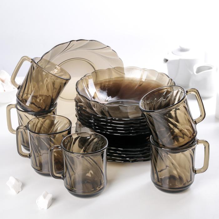 Набор столовый Alta Marеa, 19 предметов - фото 798171420