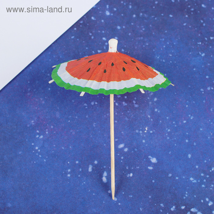 """Skewers the """"Watermelon"""" set of 12 PCs"""
