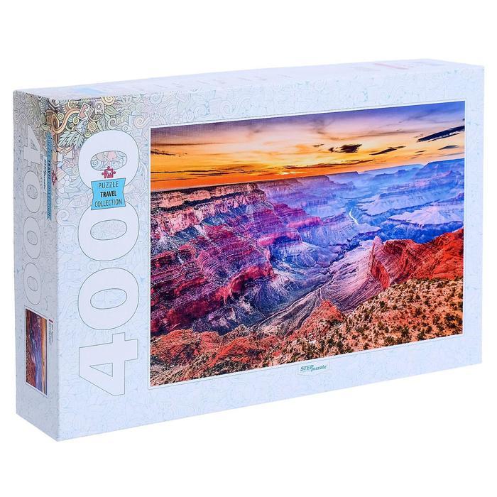 Пазл «США. Аризона. Большой каньон», 4000 элементов