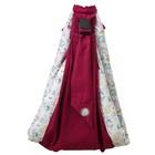 Слинг Polini kids Disney «Последний богатырь» с вышивкой, лес, цвет розовый