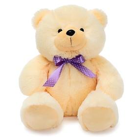 Мягкая игрушка «Медведь Эдди малый», 30 см, цвет бежевый
