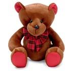 Мягкая игрушка «Медвежонок Сэм», 34 см, цвет коричневый