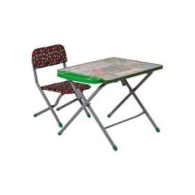 Комплект детской мебели Фея Досуг 101 «Монстрики»