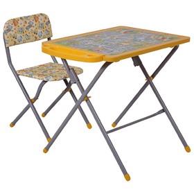 Комплект детской мебели Фея Досуг 301 ПДД