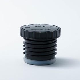 """Термос """"Мастер К"""", 750 мл , сохраняет тепло 24 ч, чёрный - фото 1965782"""