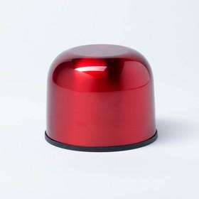 """Термос """"Мастер К"""", 750 мл (Гарантия 5 лет), сохраняет тепло 24 ч, бордовый - фото 1965810"""