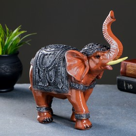 "Копилка ""Слон в попоне""  23х23см"