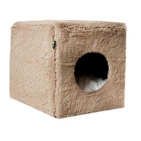 Дом-трансформер Мокко, эко-мех, 42 х 42 х 42 см