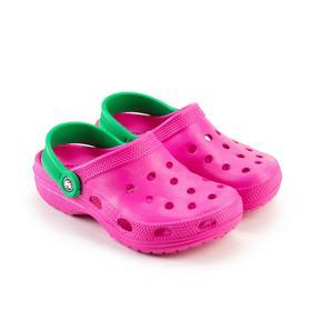 """Aqualuz baby """"EVA"""", color pink, size 34/35"""
