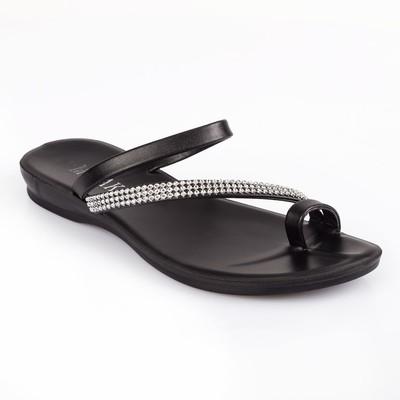 Сандалии женские MINAKU, черный, размер 39