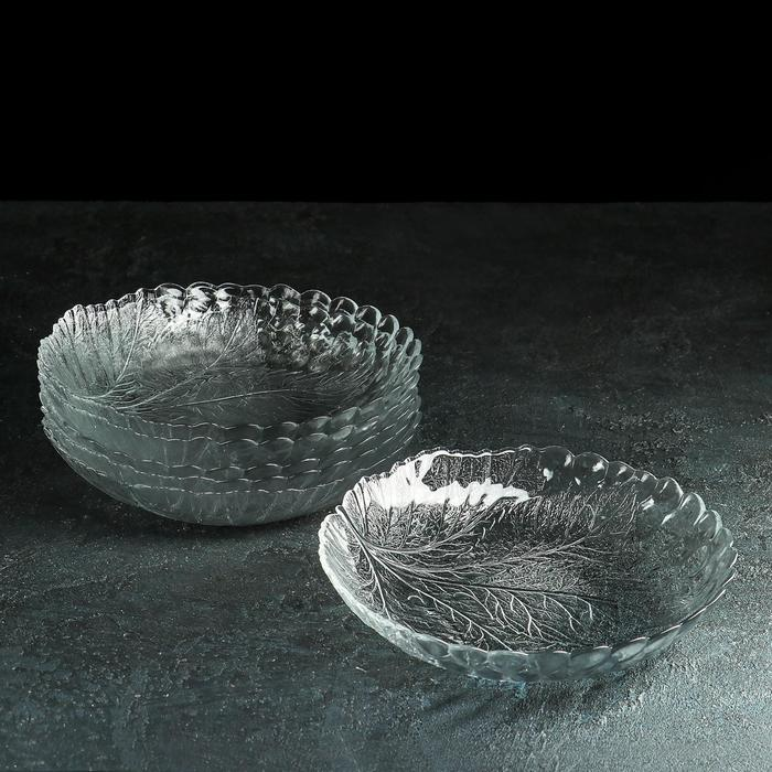 Набор тарелок 21 см Sultana, 6 шт