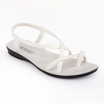 Сандалии женские MINAKU, белый, размер 41