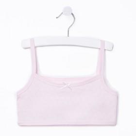 Лиф, цвет розовый, рост 122-128 см
