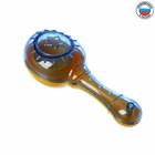 Погремушка «Маракас №4» (прозрачный с наклейкой) МИКС