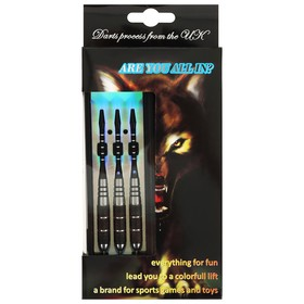 Arrows for Darts copper tip 20 g, set of 3 PCs, mix color