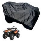 Чехол транспортировочный для квадроцикла двухместный, чёрный, ATV-TC-DBL600