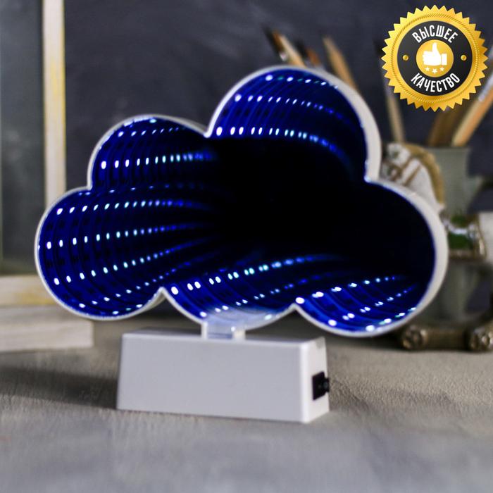 Ночник светодиодный «Милашка», с наклейками 2 шт