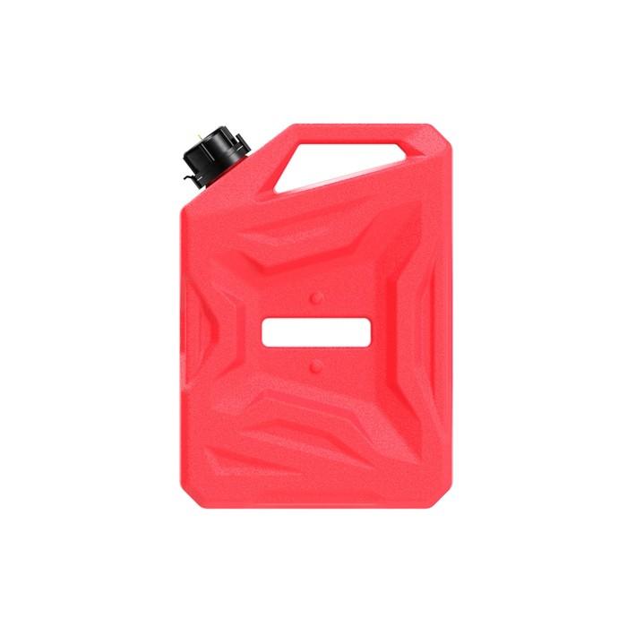 Канистра GKA, 5 литров, TESSERACT, цвет красный