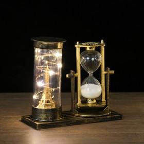 "Clocks ""landmarks of France"", 15.5x6.5x16 cm, mix"