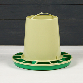 Feeders for poultry in 5 kg, MIX color