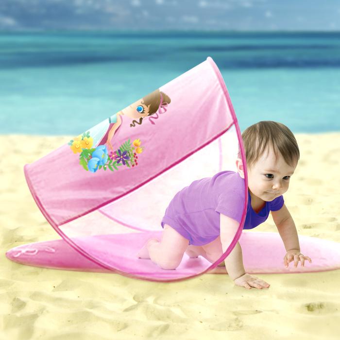 """Пляжная палатка, тент """"Милая принцесса"""""""
