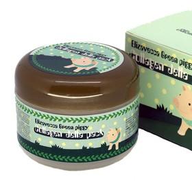 Высококонцентрированная коллагеновая маска Elizavecca Green Piggy Collagen Jella Pack для всех типов кожи, 100 мл