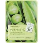 Тканевая маска для лица Tony Moly Pureness 100 с плацентой, 21мл