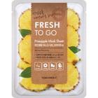 Маска для лица Tony Moly Fresh To Go Pineapple Mask с ананасом, осветляющая, 22 г