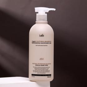 Органический шампунь для волос Lador Triplex Natural Shampoo, 530 мл