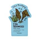 Маска для лица Tony Moly I'm Seaweeds с экстрактом морских водорослей, 21 мл