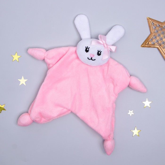 Комфортер для новорождённых «Зайчонок»
