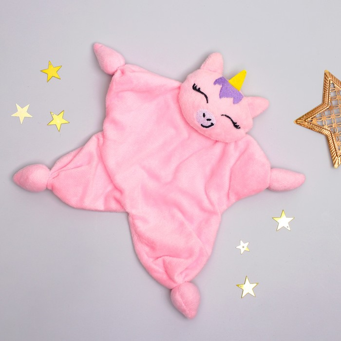 Игрушка для новорождённых «Единорог»