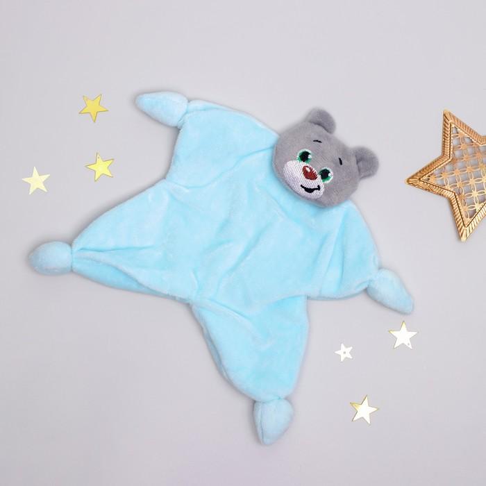 Игрушка для новорождённых «Мишка» - фото 105499259