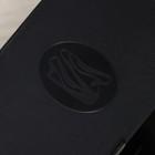 Подставка для хранения обуви, 28×10×14 см, цвет чёрный - фото 4643552