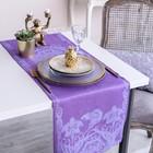 Дорожка на стол «Стефани», Этель: Лён, 35 × 145 ± 3 см, 100 % лён