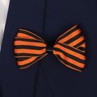 "St. George ribbon ""Bow"", 3.5 cm"